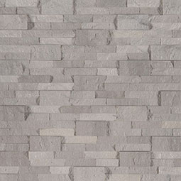 Iceland Gray RockMount Stacked Stone Panels