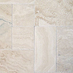 Ivory Onyx Travertine Outdoor Tile Discontinued Detail The