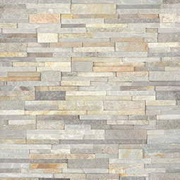 Malibu Honey RockMount Stacked Stone Panels