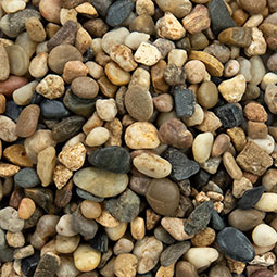 Mixed Polished Pebbles Beach Pebbles