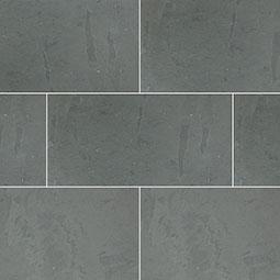 Montauk Black Paver 8x16x1