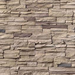 Peninsula Sand Mfd Stacked Stones Flats 6sqft/box