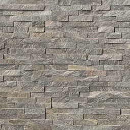 Sage Green RockMount Stacked Stone Panels