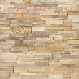 Sedona Fossil RockMount Stacked Stone Panels