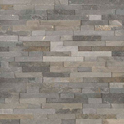 Sedona Grey RockMount Stacked Stone Panels