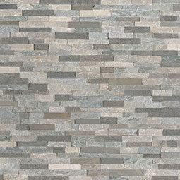 Sierra Blue Mini Stacked Stone Panels