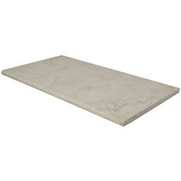 TIERRA IVORY 13X24X2CM POOL COPING