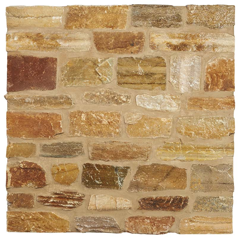 golden white natural stone veneers variations 2