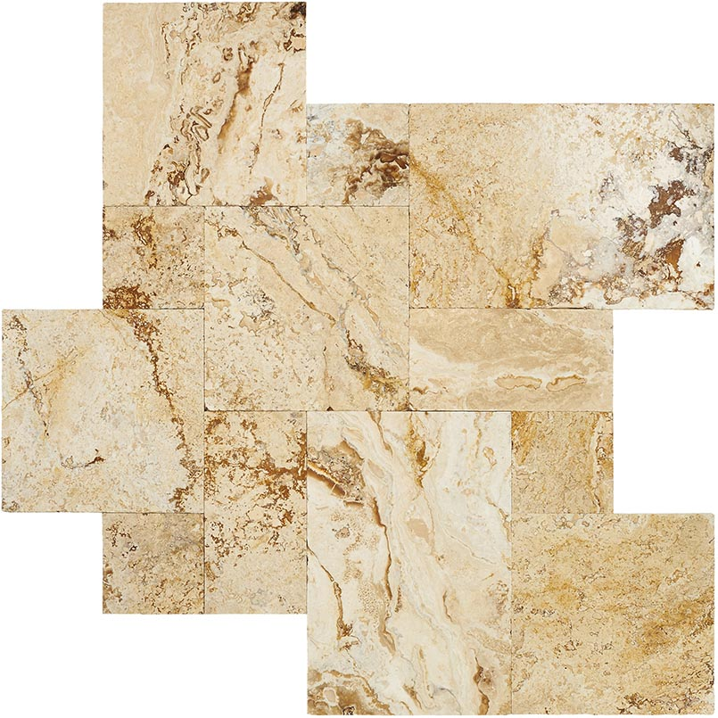 /images/hardscaping/variations/leonardo travertine pavers variations 1