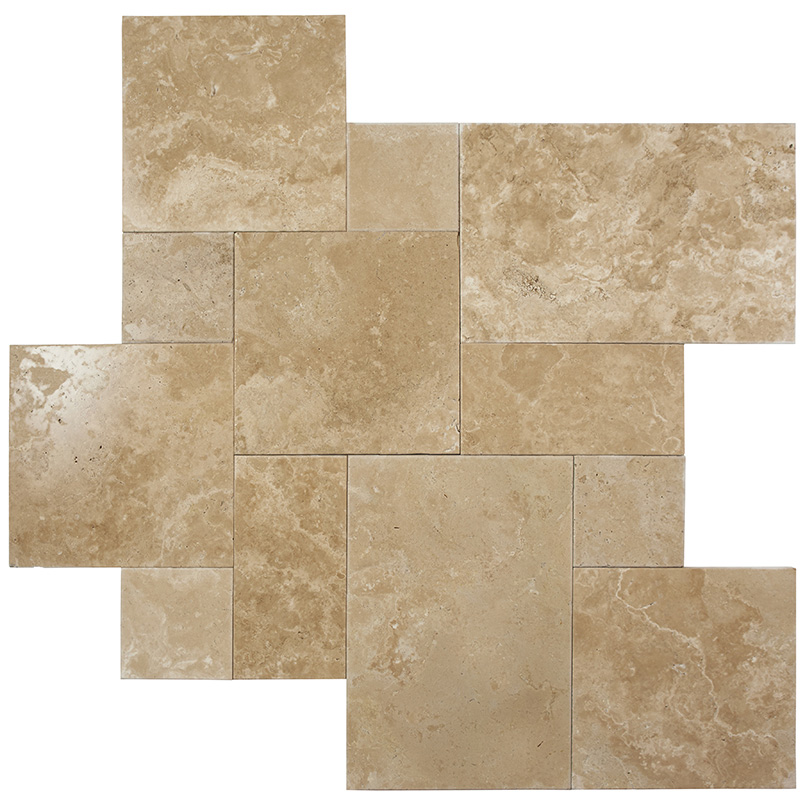 /images/hardscaping/variations/paredon crema travertine pavers variations 1