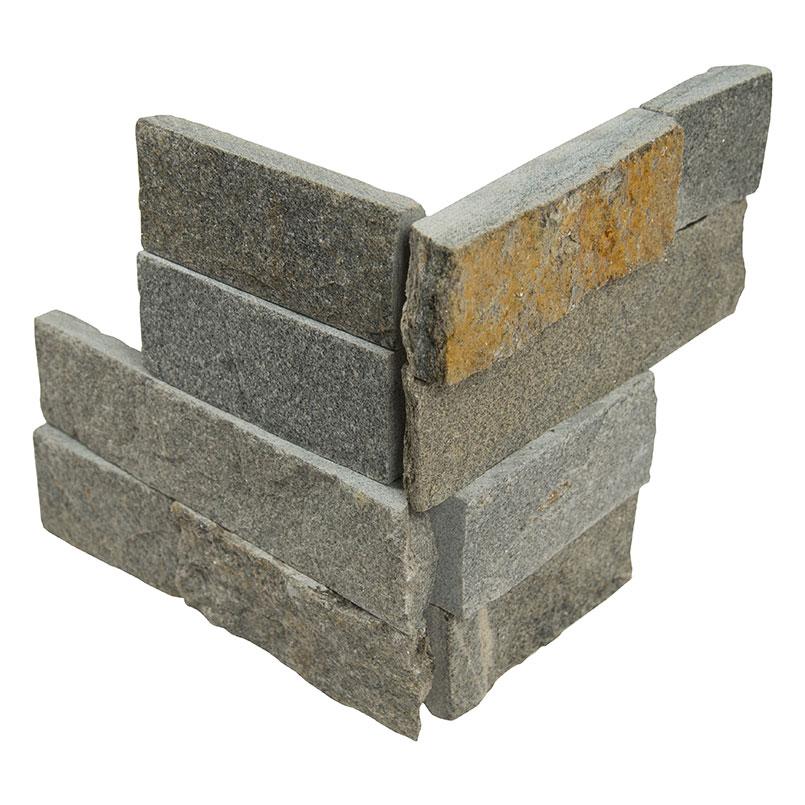 Sedona Grey Corner 6x6