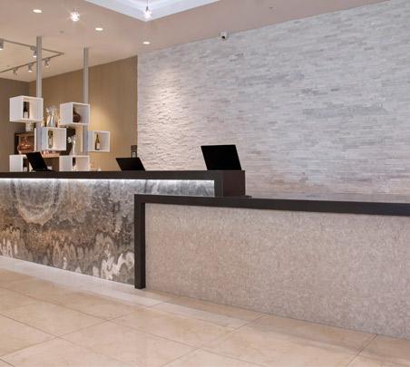 Business Segments - Hospitality