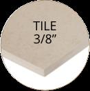 inout Tile Size