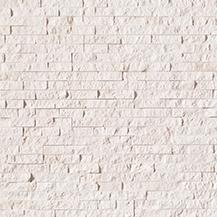 mayra white stacked-stone