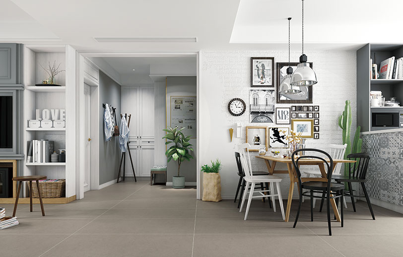 Dimensions Large Format Tile Collection