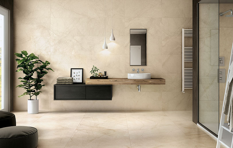 Livingstyle Large Format Tile Collection