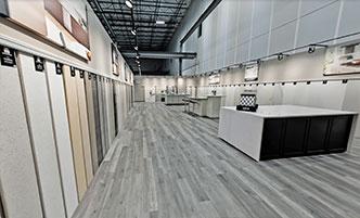 Cincinnati Quartz Countertops Showroom