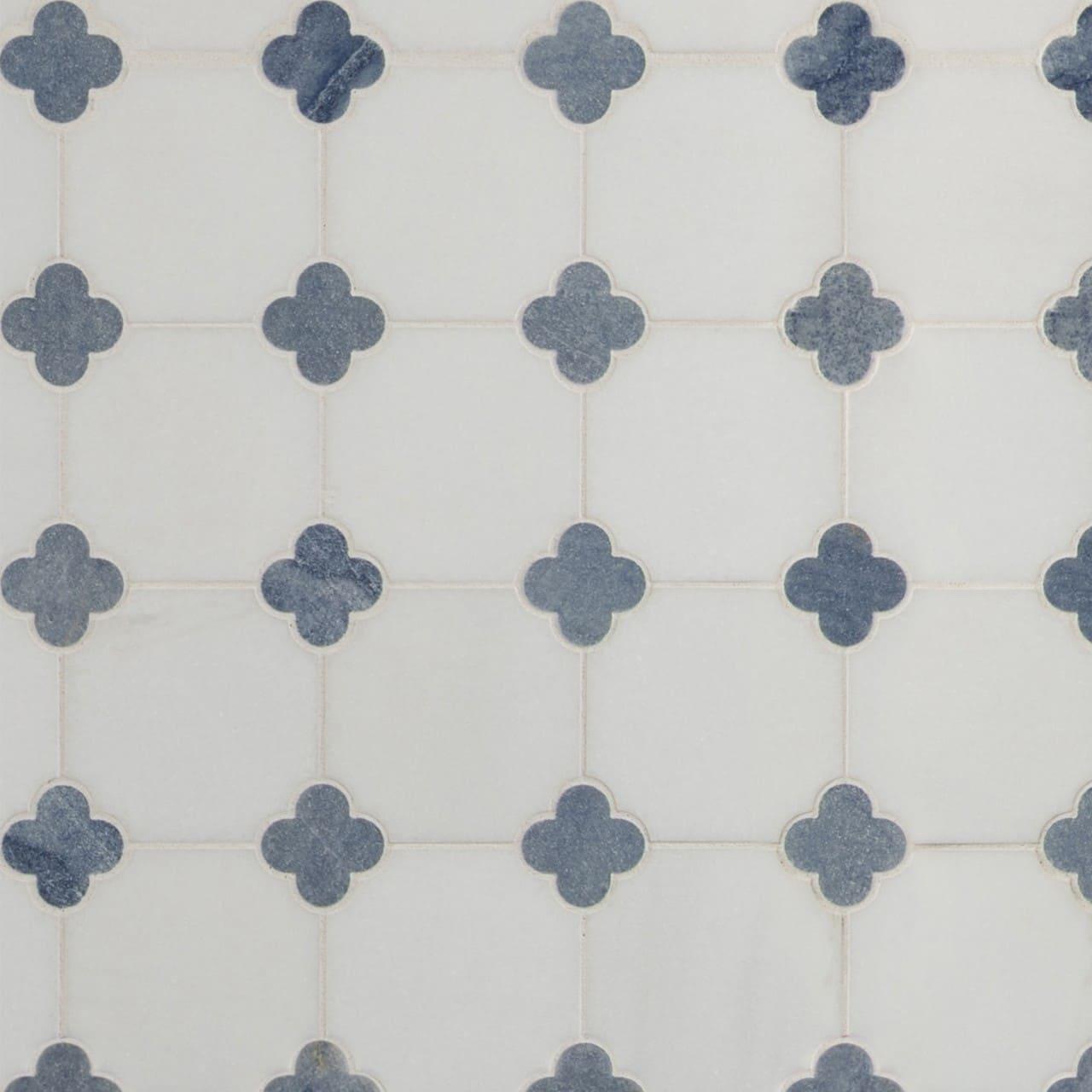 Azula Floret Backsplash Wall Tile