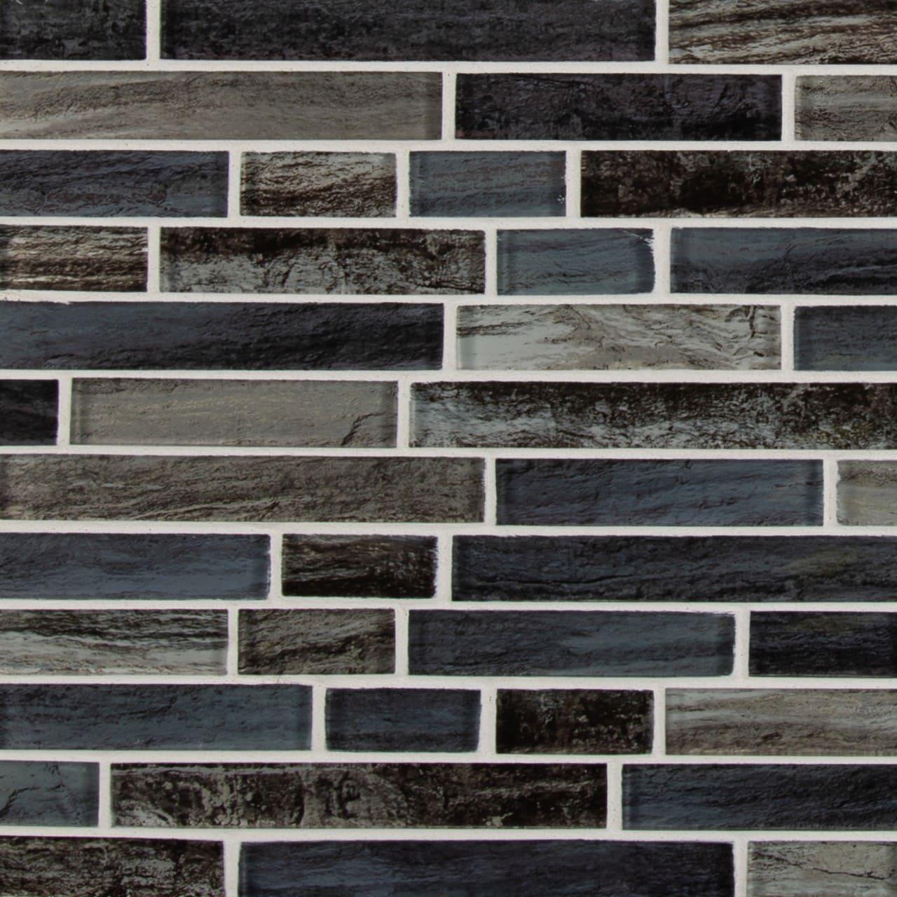 Grigio Lagoon Interlocking Wall Tile