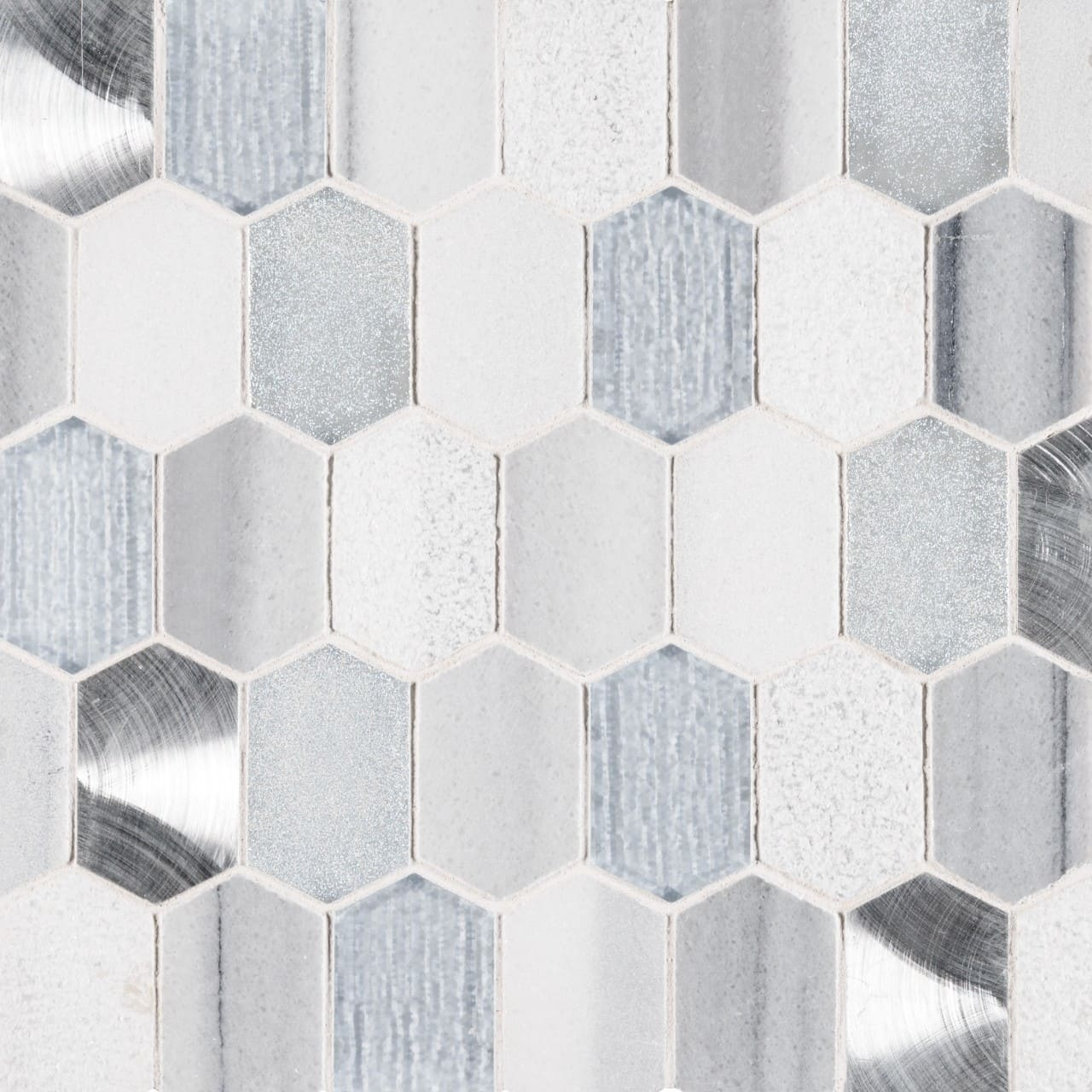 Harlow Picket Glass Wall Tile