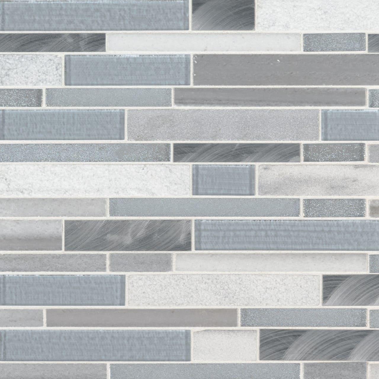 Harlow Interlocking Glass Tile