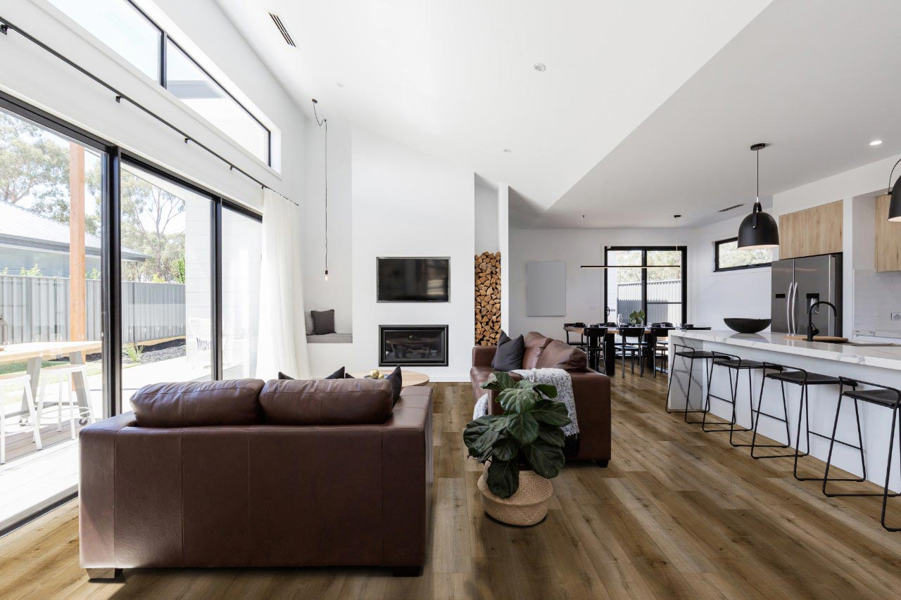 Modern Farmhouse Flooring Trend
