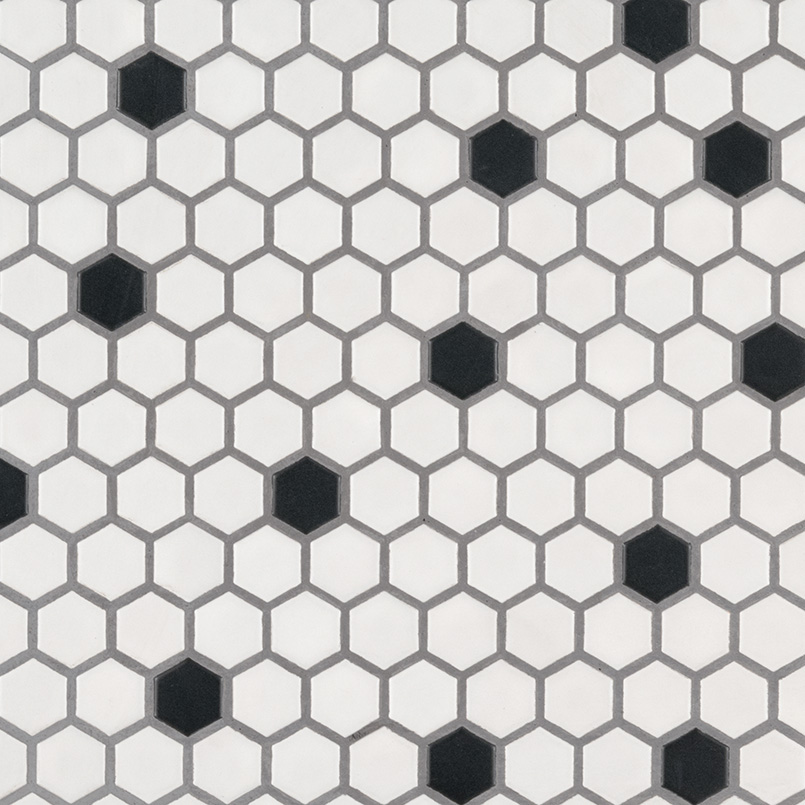 lookbook-retro-car1-black-and-white-1x1-hexagon-matte