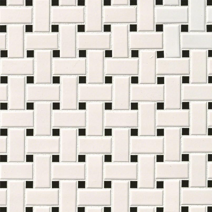 lookbook-retro-car1-white-and-black-matte-basket-weave-mosaic