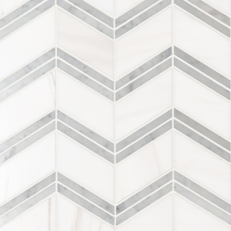 lookbook-retro-car2-bianco-dolomite-cheveron-polished