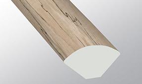 Akadia quarter round Vinyl Plank Flooring