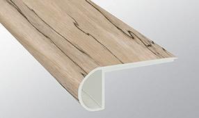 Akadia stair nose flush Vinyl Plank Flooring