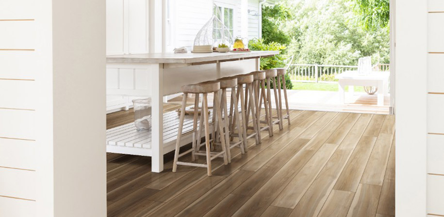 ANDOVER BAYHILL BLONDE Luxury Vinyl Planks