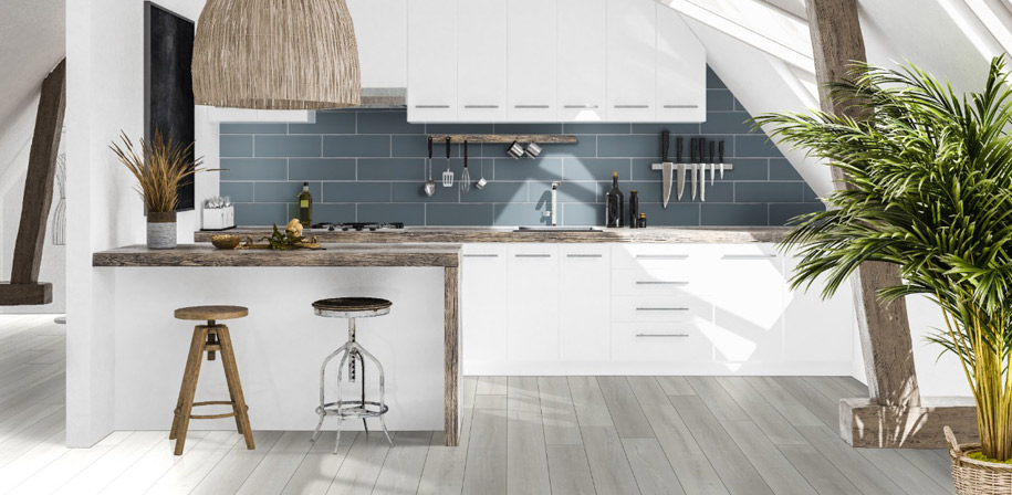 Andover WHITBY WHITE Luxury Vinyl Planks
