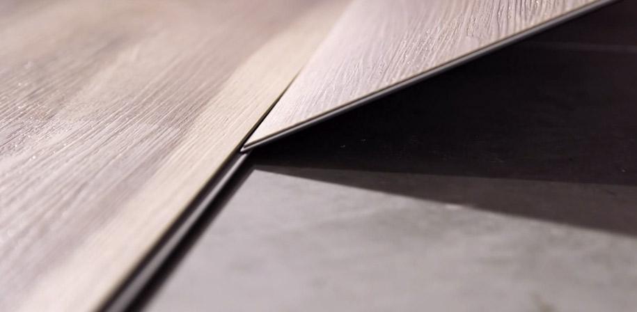 Luxury Vinyl Flooring Installing Video