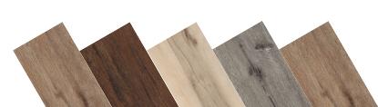 Luxury Vinyl Plank Colors