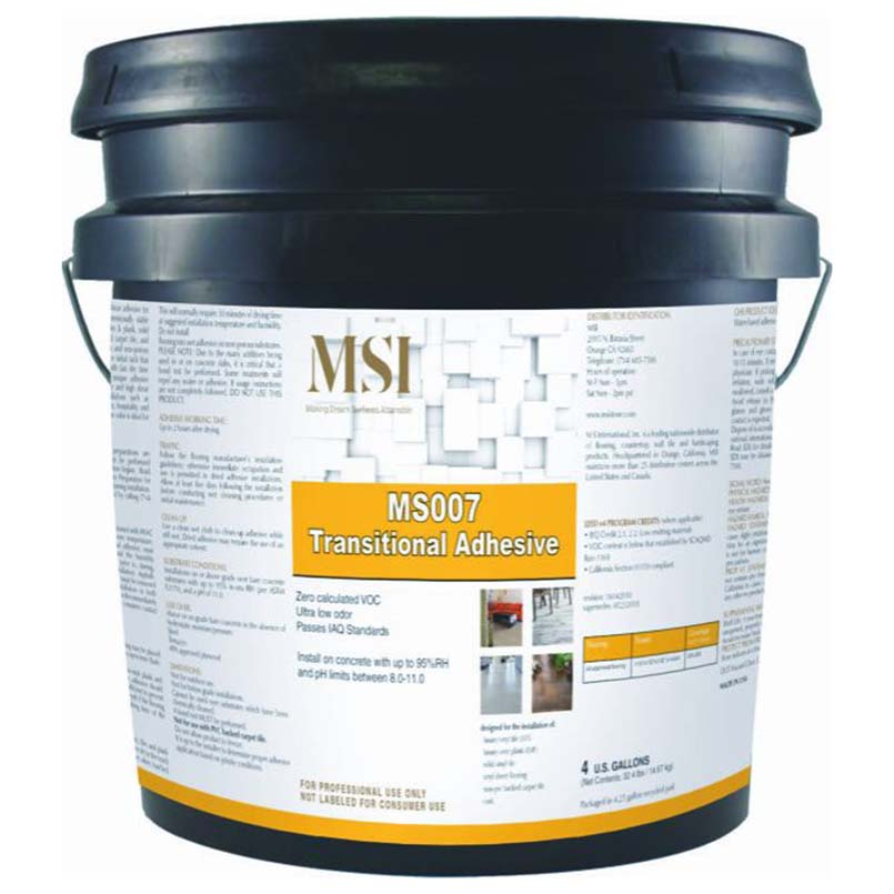 Multi Use Adhesives For Luxury Vinyl Tile Flooring