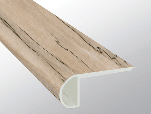 Flush Stair Nose Accessories for Vinyl Flooring