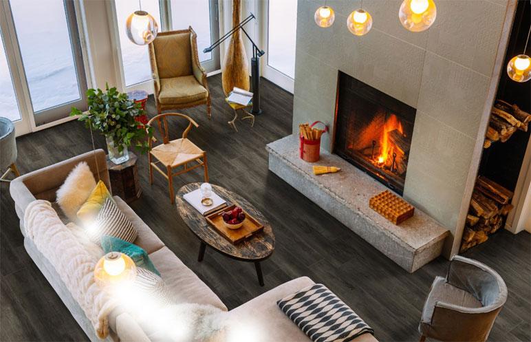 vinyl flooring or LVT 1