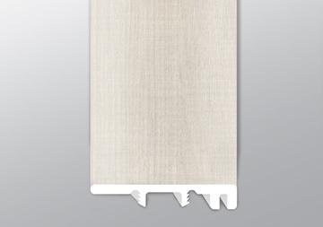 WHITBY WHITE End Cap