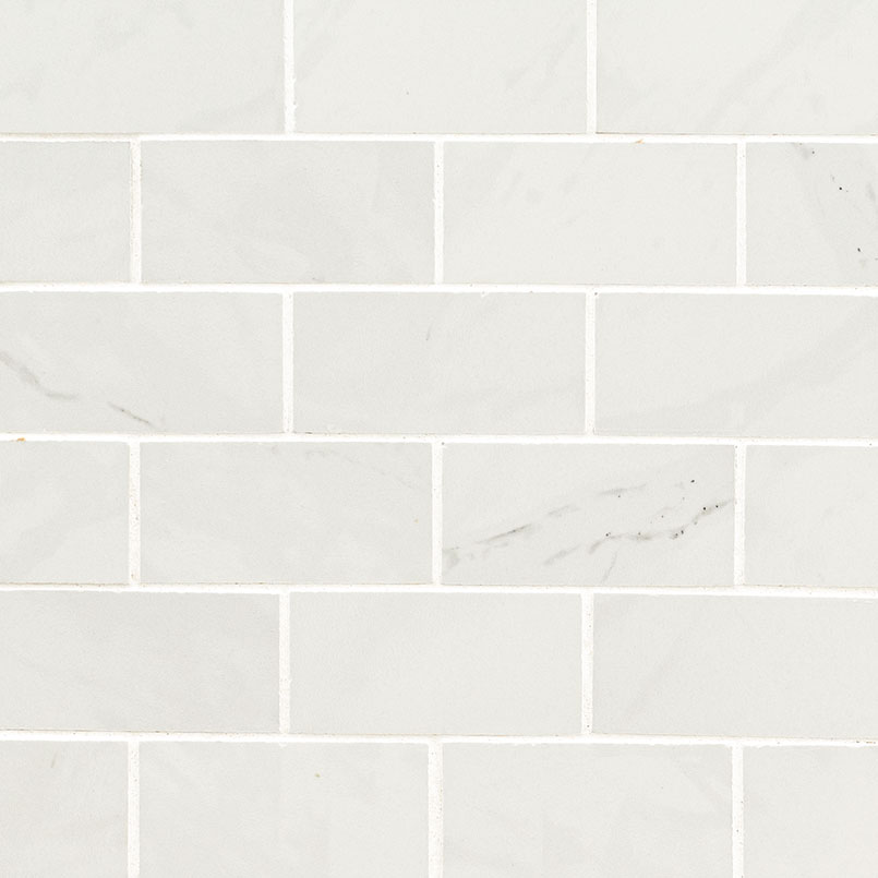 Aria Ice 2X4 Mosaic Polished