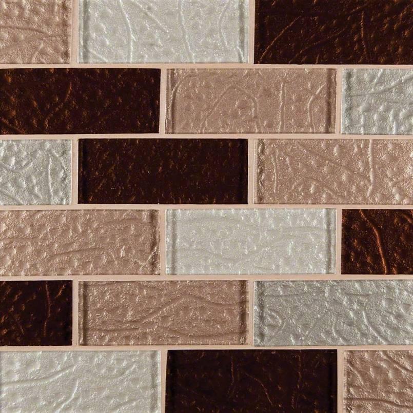 Ayres Blend Subway Tile Glass 2x4