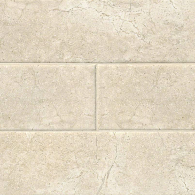 Beige Crema Subway Tile 4x16