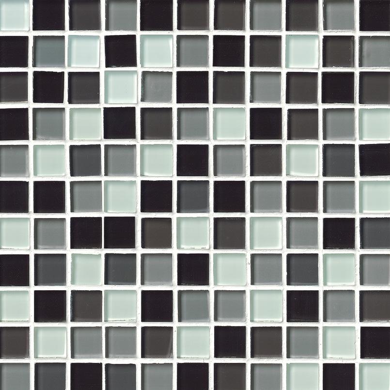 BLACK BLEND GLASS 1X1X8MM