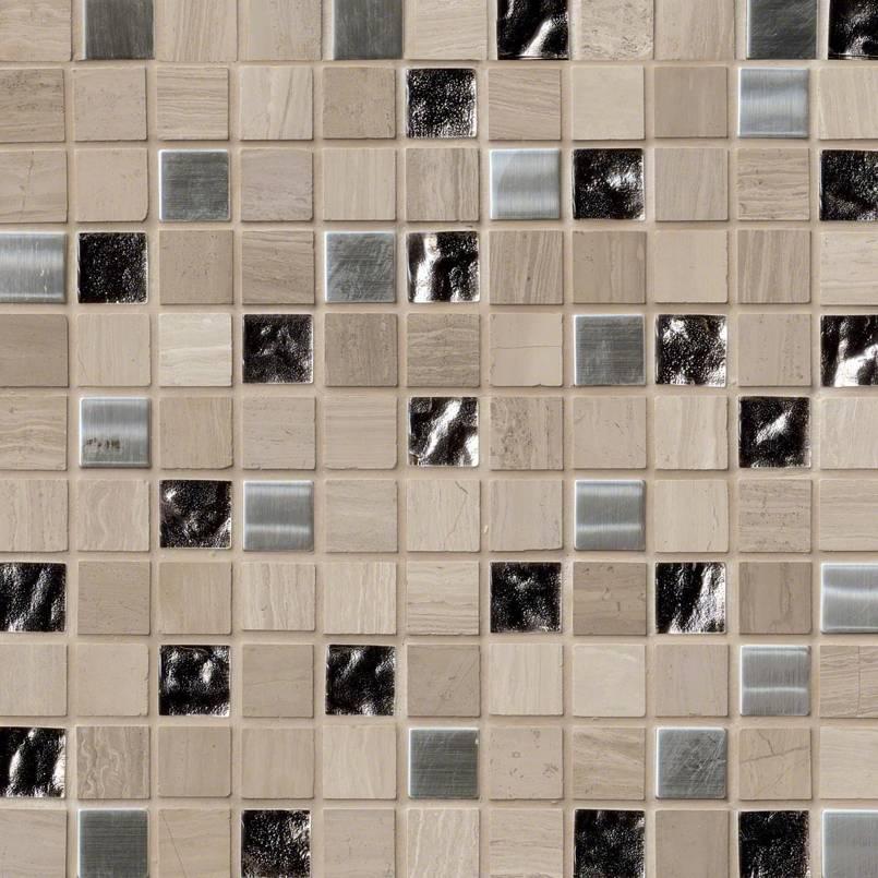 Castle Rock 1x1x8mm Decorative Mosaic Tile