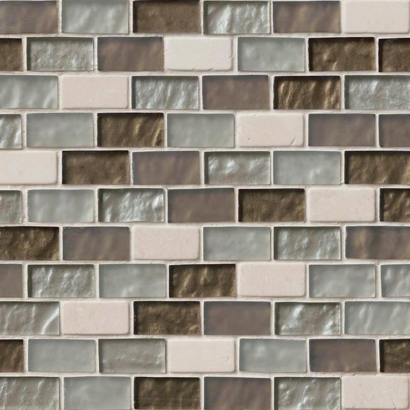 Cosmos Blend 1x2x8mm Decorative Mosaic Tile