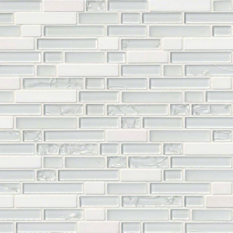 Delano Blanco 6mm Decorative Mosaic Tile