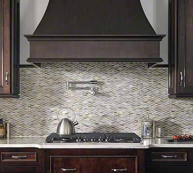 Glass Tile Backsplash Tile