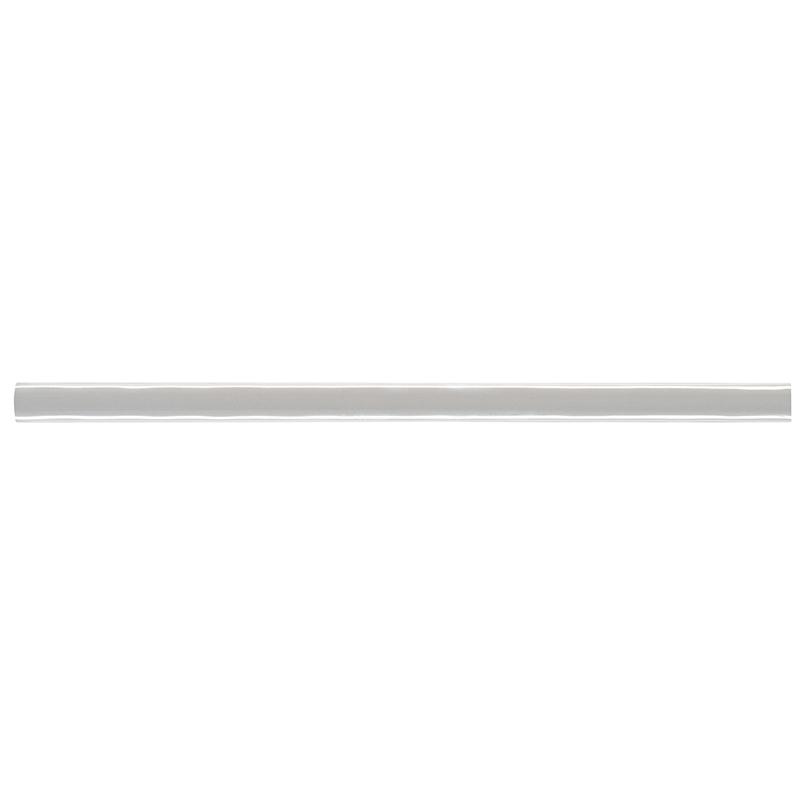 Gray Glossy Pencil Molding