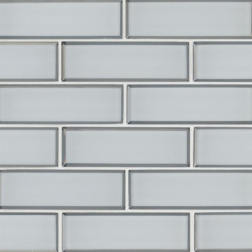 Ice Bevel Subway 2x6x8mm