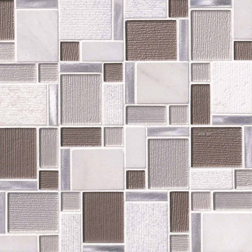 Magica Pattern 6mm Decorative Mosaic Tile